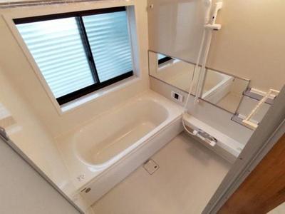 【浴室】土浦市並木2丁目 中古戸建