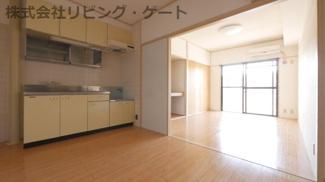 4.5帖洋室 お子様のお部屋、服専用のお部屋などなどに使えます