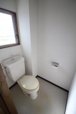 【トイレ】パルク王子ビル