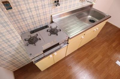 【キッチン】オレンジHILL・T