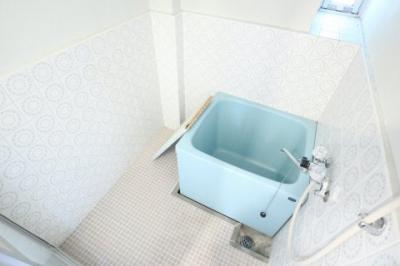 【浴室】オレンジHILL・T