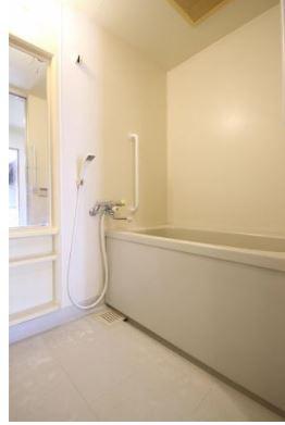 【浴室】プレシアスタウン和地山公園