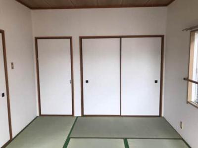【和室】上松ハイツ2