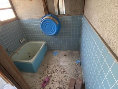 【浴室】下白川町売家