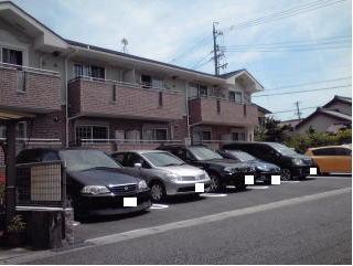【駐車場】ストークSK