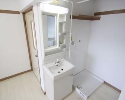 【独立洗面台】ベルマンション