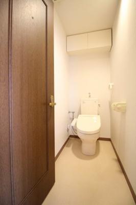 【トイレ】ビエント六甲Ⅲ