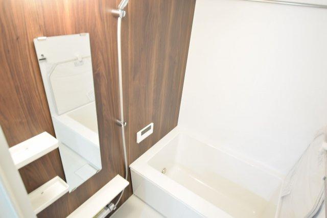 【浴室】朝日プラザ赤坂優雅