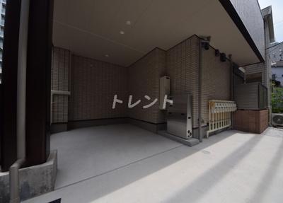 【エントランス】(仮称)ビューノT湯島