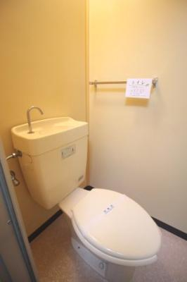 【トイレ】ルネ北畠