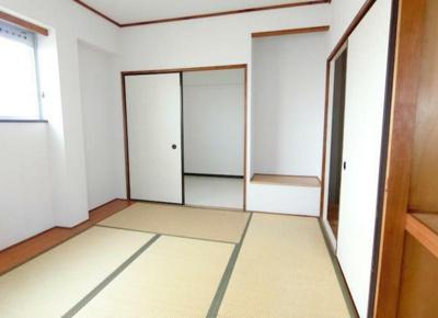 【和室】ビクトリアハイツ町田5号棟