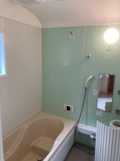 【浴室】柏市十余二