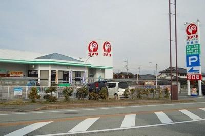 コメリ増穂店まで90m