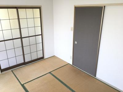 【和室】グリーンピアハイツA