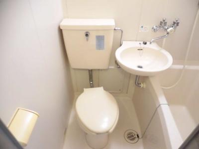 【トイレ】天野マンション