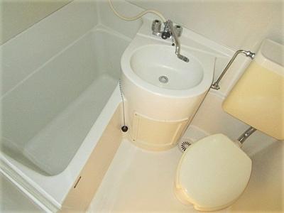 【浴室】レジデンス和美