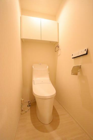 コンパクトで使いやすいトイレです:リフォーム完了しました♪平日も内覧出来ます♪