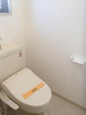 温水洗浄機能便座付き