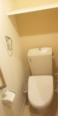 【トイレ】クレイノあんてれっせ