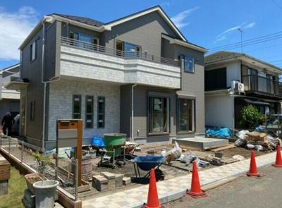 【外観】A167 新築戸建 立川市上砂町3丁目 全3棟 3号棟