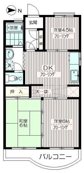 ファミリー向け【アドラブールK】