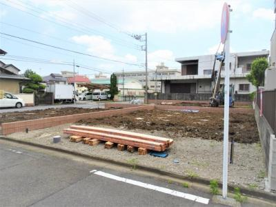 【外観】新築 横浜線 淵野辺駅 相模線 上溝駅 中央区光が丘