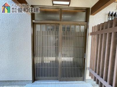 【玄関】神戸市西区池上2丁目 戸建住宅
