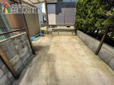 【駐車場】神戸市西区池上2丁目 戸建住宅