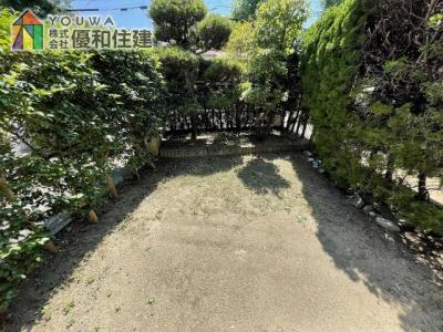 【庭】神戸市西区池上2丁目 戸建住宅