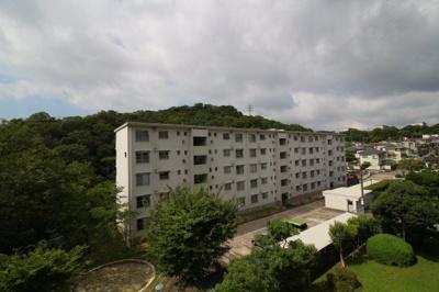 【展望】ひよどり台6団地31号棟