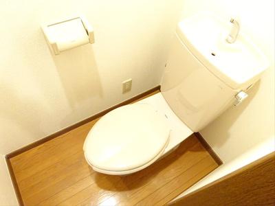 【トイレ】サンパーク常盤