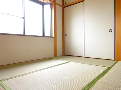 【寝室】サンパーク常盤