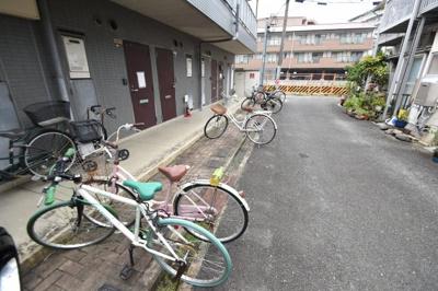【駐車場】ダンディーA(エース) スモッティー阪急高槻店