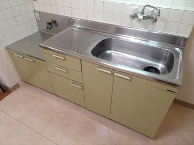 【キッチン】カーサ泉