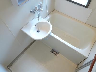 【浴室】カーサ泉