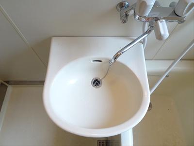 【洗面所】カーサ泉
