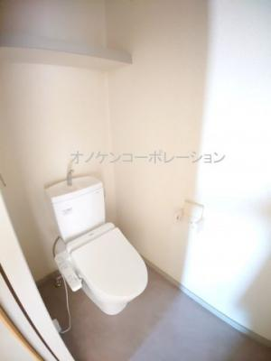 【トイレ】JAサンビレッジ大塚B