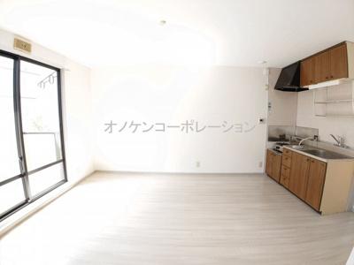 【居間・リビング】JAサンビレッジ大塚B
