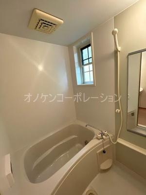 【浴室】ヴェルサン・アベニュⅡ