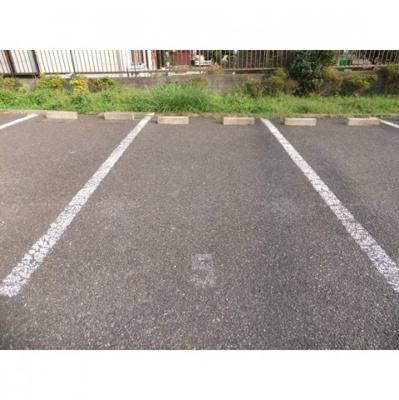 【内装】グレースコートB棟駐車場