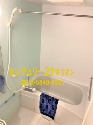 【浴室】レスピール富士見台(フジミダイ)-3F