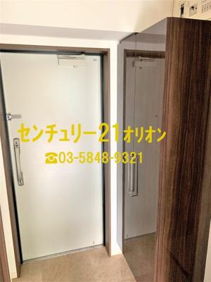 【玄関】レスピール富士見台(フジミダイ)-3F