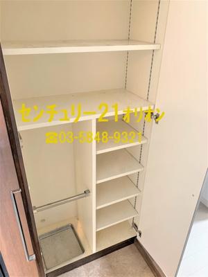 【収納】レスピール富士見台(フジミダイ)-3F