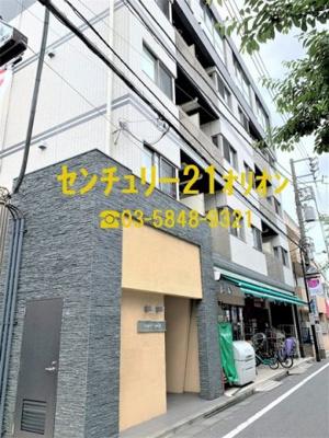 【外観】レスピール富士見台(フジミダイ)-3F