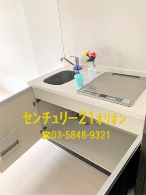 【キッチン】レスピール富士見台(フジミダイ)-3F