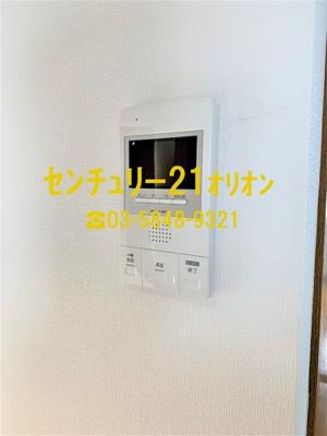 【セキュリティ】フローラ富士見台(フジミダイ)-3F