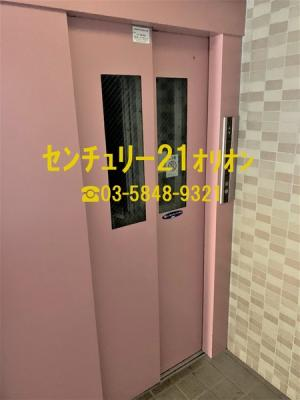 【その他共用部分】フローラ富士見台(フジミダイ)-3F