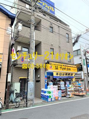 【外観】フローラ富士見台(フジミダイ)-3F