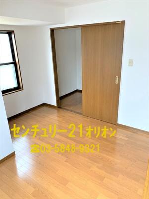 【居間・リビング】フローラ富士見台(フジミダイ)-3F