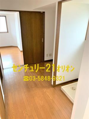【内装】フローラ富士見台(フジミダイ)-3F